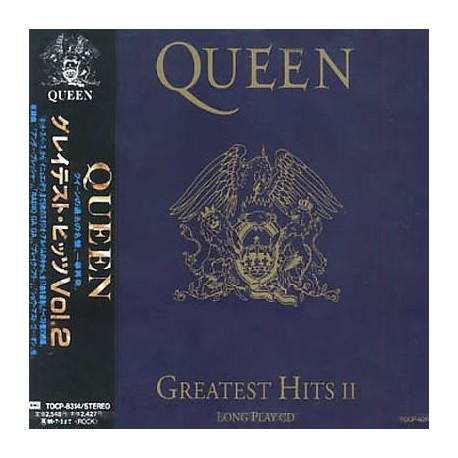 Queen - Greatest Hits II - CD Album + OBI