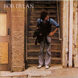 Bob Dylan ‎– Street-Legal LP Vinyl