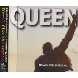 Queen ‎- Heaven For Everyone - CD Maxi Single + OBI