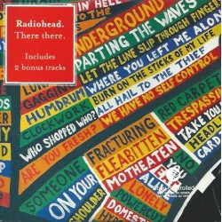 Radiohead ‎- There There - CD Single