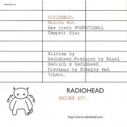 Radiohead - Knives Out - CD Single Promo