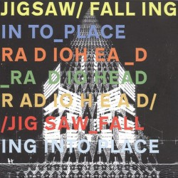 Radiohead - Jigsaw Falling Into Place - CD Single