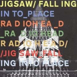 Radiohead - Jigsaw Falling Into Place - CD Single
