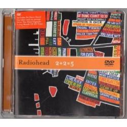 Radiohead - 2+2 5 - CD Single Promo