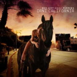 Red Hot Chili Peppers ‎- Dani California - CD Maxi Single