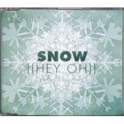 Red Hot Chili Peppers ‎- Snow ((Hey Oh)) - CD Maxi Single Promo