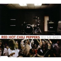 Red Hot Chili Peppers ‎– Tell Me Baby - CD Maxi Single
