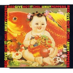 Red Hot Chili Peppers ‎- Give It Away - CD Maxi Single