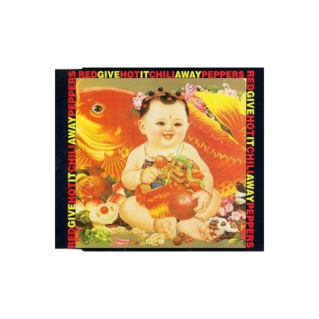 Red Hot Chili Peppers - Give It Away - CD Maxi Single