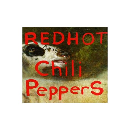 Red Hot Chili Peppers ‎– By The Way - CD Maxi Single Promo