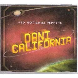 Red Hot Chili Peppers ‎- Dani California - CD Maxi Single Promo