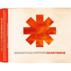 Red Hot Chili Peppers ‎- Scar Tissue - CD Maxi Single Promo