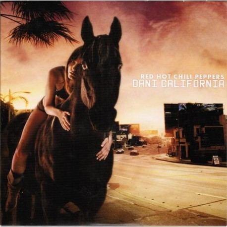 Red Hot Chili Peppers - Dani California - CD Maxi Single