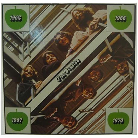 The Beatles - 1962-1966 / 1967-1970 - Coffret 4 LP