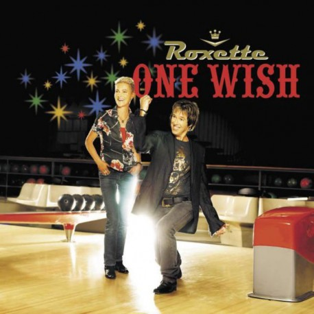 Roxette - One Wish - CD Single