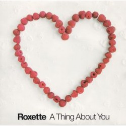 Roxette ‎- A Thing About You - CD Single