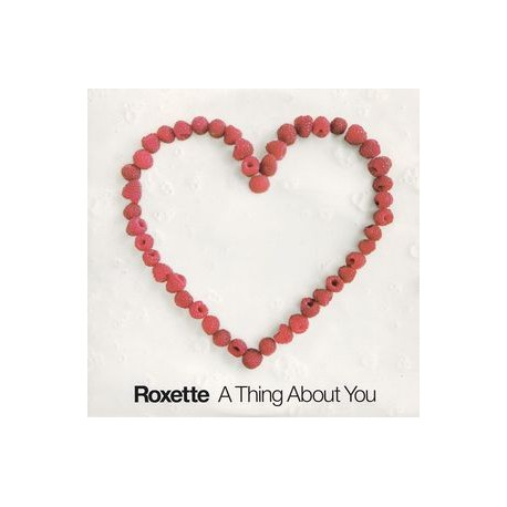Roxette - A Thing About You - CD Single