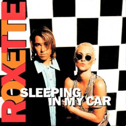 Roxette ‎- Sleeping In My Car - CD Single