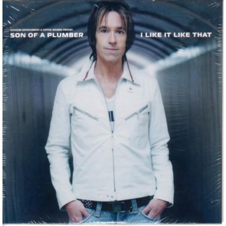 Son Of A Plumber (Roxette) - I Like It Like That - CD Single