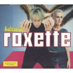 Roxette ‎- Salvation - CD Maxi Single Promo