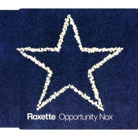 Roxette - Opportunity Nox - CD Maxi Single