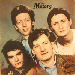 Motors, The ‎– Approved By The Motors