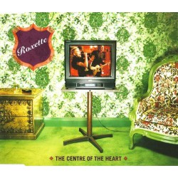 Roxette - The Centre Of The Heart - CD Maxi Single