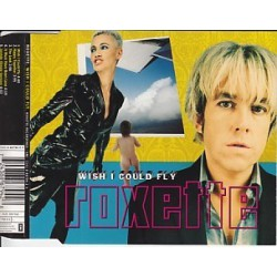 Roxette ‎- Wish I Could Fly - CD Maxi Single