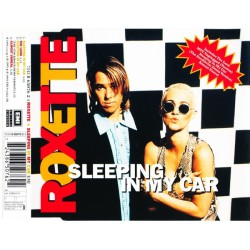 Roxette ‎- Sleeping In My Car - CD Maxi Single