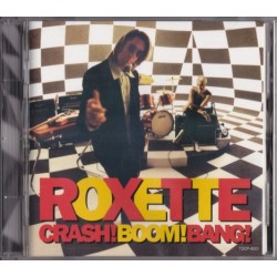 Roxette - Crash! Boom! Bang! - CD Album