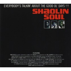 Shaolin Soul - Episode 1 - Compilation - Double LP Vinyl