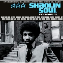 Shaolin Soul - Episode 3 - Compilation - Double LP Vinyl