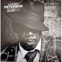 Lucky Peterson ‎– The Son Of A Bluesman - Double LP Vinyl