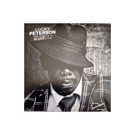 Lucky Peterson – The Son Of A Bluesman - Double LP Vinyl