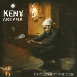 Keny Arkana ‎– Entre Ciment Et Belle Etoile - Double Vinyl LP + CD Album