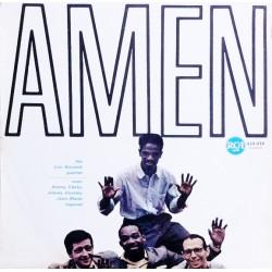 Lou Bennett Quartet – Amen - LP Vinyl