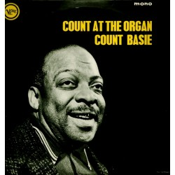 Count Basie ‎– Count At The Organ - LP Vinyl