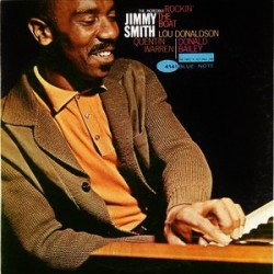 Jimmy Smith ‎– Rockin' The Boat - LP Vinyl