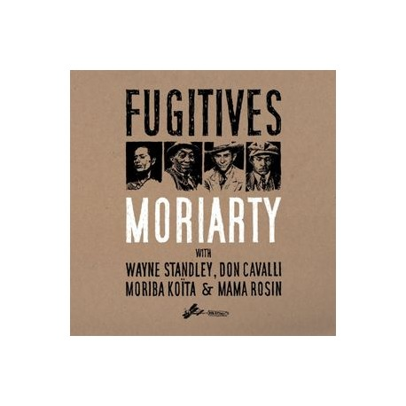 Moriarty - Fugitives - Double LP Vinyl + CD