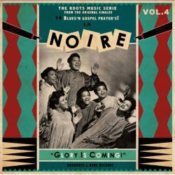 La Noire - Compilation Vol.4 - Glory Is Coming - LP Vinyl