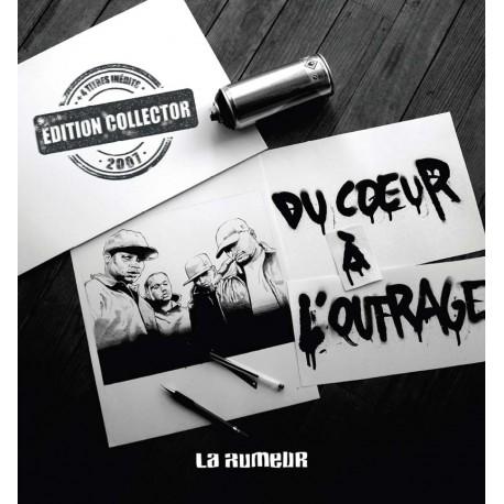 La Rumeur – Du Cœur À L'Outrage - Double LP Vinyl