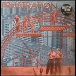 Frustration ‎– Uncivilized - LP Vinyl - Collector Edition + 7 inches