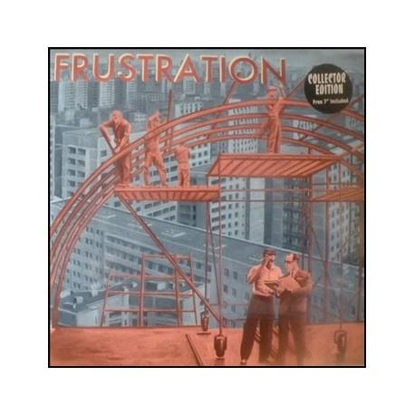 Frustration – Uncivilized - LP Vinyl - Collector Edition + 7 inches