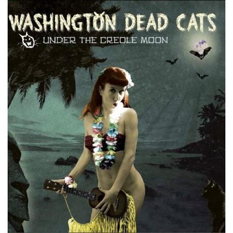 Washington Dead Cats - Under the creole moon - LP Vinyl Coloured