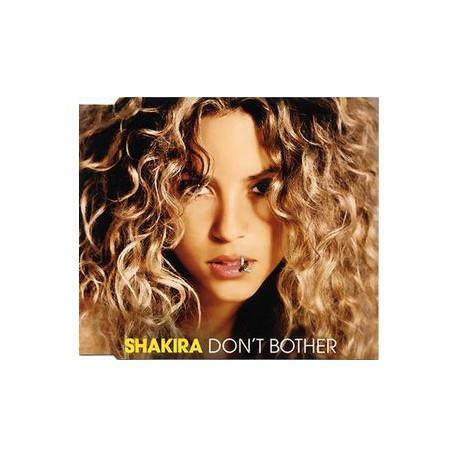 Shakira – Don't Bother - CD Maxi Single