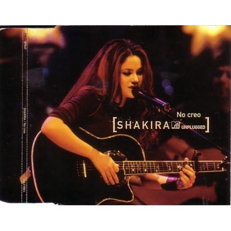 Shakira – No Creo - CD Maxi Single Promo