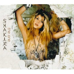 Shakira ‎– The One - CD Maxi Single