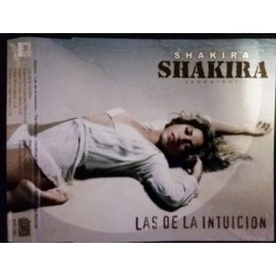 Shakira - Las De La Intuición - CD Maxi Single Promo