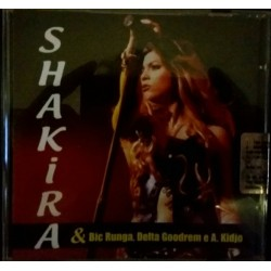 Shakira - Whenever, Wherever - CD Maxi Single Promo