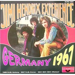 Jimi Hendrix Experience – Live Germany 1967 - LP Vinyl